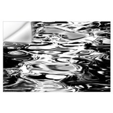 Hawaii, Maui, Abstract Water Reflection Wall Decal