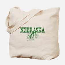 Nebraska Roots Tote Bag