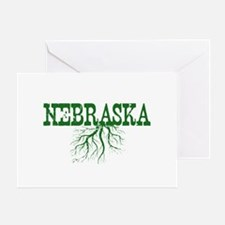 Nebraska Roots Greeting Card