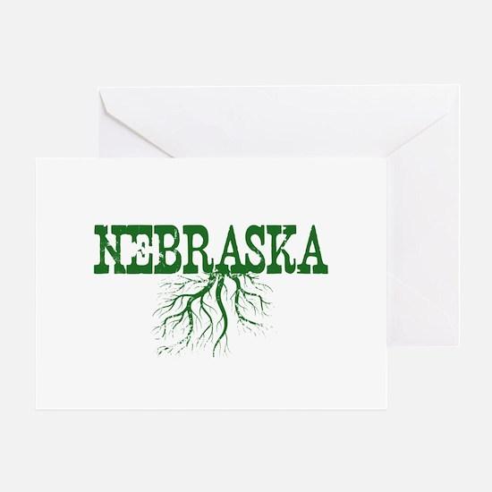Nebraska Roots Greeting Card