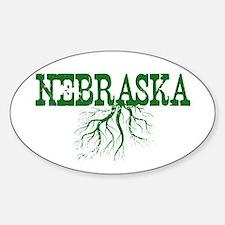 Nebraska Roots Decal
