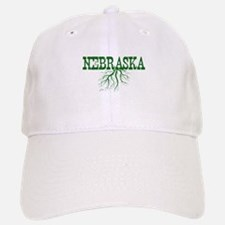 Nebraska Roots Baseball Baseball Cap