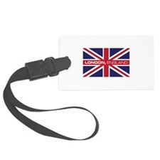 London,England Luggage Tag