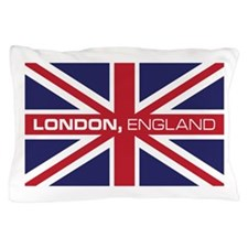 London,England Pillow Case