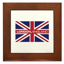 London,England Framed Tile