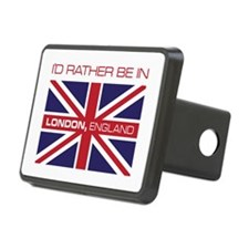 I'd Rather Be In London,England Hitch Cover