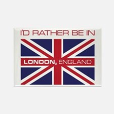 I'd Rather Be In London,England Magnets