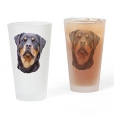 rottbitch1.psd Drinking Glass