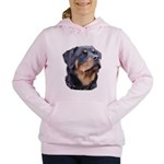 bitchhead2glow.png Women's Hooded Sweatshirt