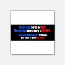 BreederBumper.jpg Sticker