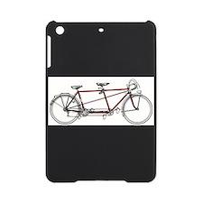 Cute Tandem bicycle iPad Mini Case