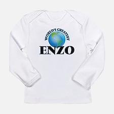 World's Greatest Enzo Long Sleeve T-Shirt