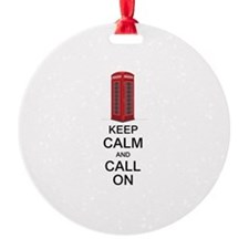 Call On Ornament