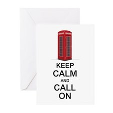 Call On Greeting Cards