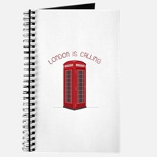 London is Calling Journal