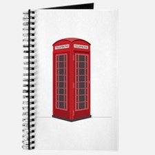 London Phone Booth Journal