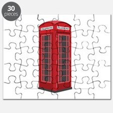 London Phone Booth Puzzle