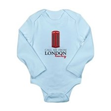 Call Me From London Body Suit