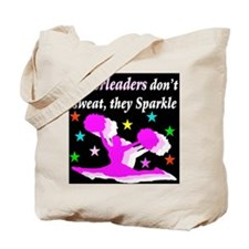 SPARKLING CHEER Tote Bag