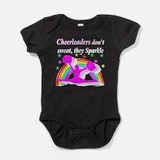 CHEERLEADER QUEEN Baby Bodysuit