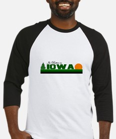Its Better in Iowa Baseball Jersey