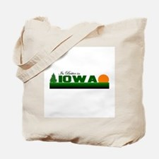 Its Better in Iowa Tote Bag