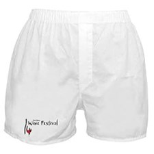 Tri-Cities Wine Festival Boxer Shorts
