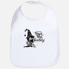 Black Hat Society Bib