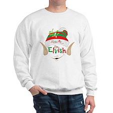 Elvish Male Sweatshirt