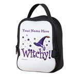Witchy Personalize Neoprene Lunch Bag