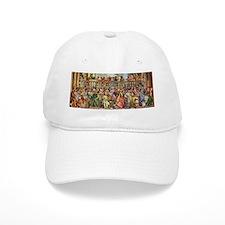 Paolo Veronese: Wedding at Cana Baseball Baseball Cap