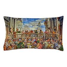 Paolo Veronese: Wedding at Cana Pillow Case