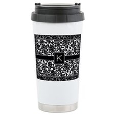 Cute Abstract design Travel Mug