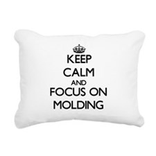 Cute Construction forms Rectangular Canvas Pillow
