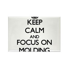 Keep Calm and focus on Molding Magnets