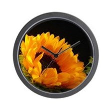 Unique Sunflower Wall Clock