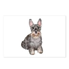 Scotty Dog Silver Postcards (Package of 8)