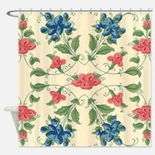 Absolutely beautiful Vintage Flora Design Shower C