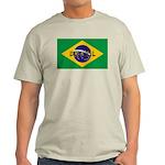 Brazil Flag Light T-Shirt