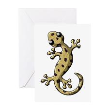 Leopard Spots Greeting Card