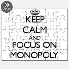 Unique Monopoly Puzzle