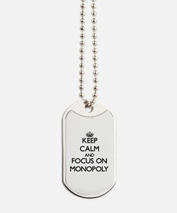 Cute Monopoly Dog Tags
