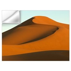Smooth sand slopes Wall Decal