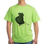 Dun Cap Flight Green T-Shirt