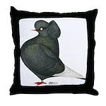 Dun Cap Flight Throw Pillow