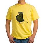 Dun Cap Flight Yellow T-Shirt