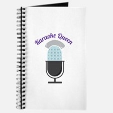 Karoke Queen Journal