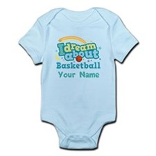 Basketball Sports personalized Body Suit