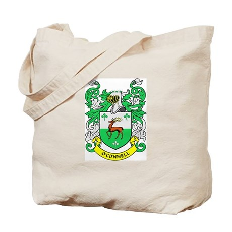 O'CONNELL Coat of Arms Tote Bag