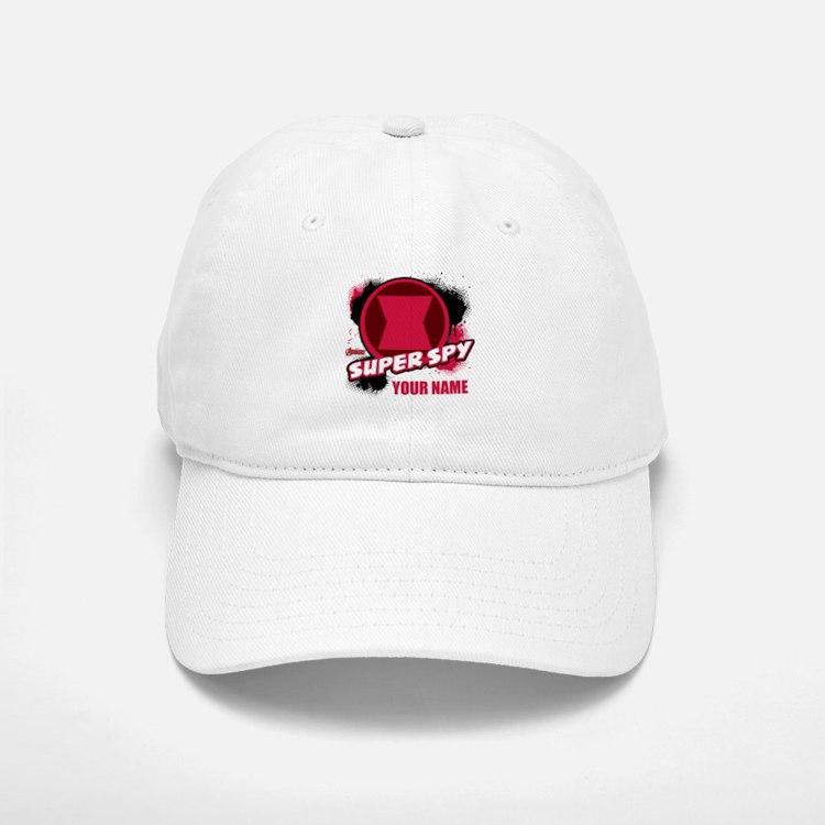 Avengers Assemble Black Widow Personalized Baseball Baseball Cap